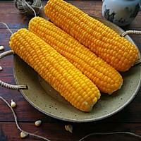 #一人一道拿手菜#这样煮出香甜软糯的玉米的做法图解7