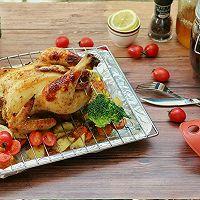 COUSS(卡士)烤箱CO-750A食谱之柠香蜜汁烤全鸡