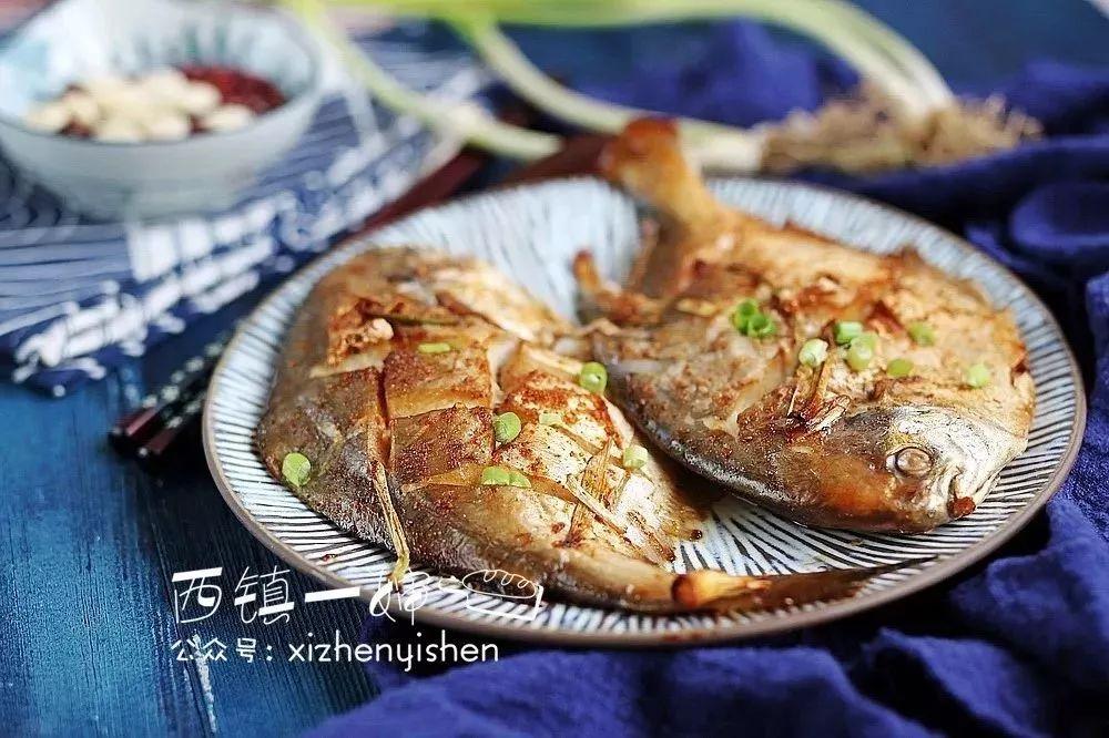 烤鲳鱼的菜谱_美食_豆果火锅一德路做法兔肉图片