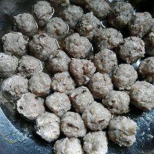 香菇猪肉丸子