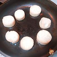 营养美味 香煎杏鲍菇的做法图解4