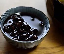 煮黑豆的做法