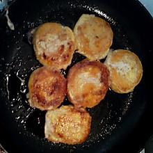 红薯鸡蛋饼
