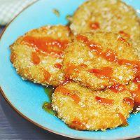 加山药的土豆饼,简单有营养!