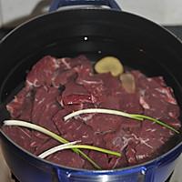 咖喱牛肉干的做法图解2