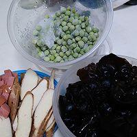 带皮山药炒木耳——橄露Gallo经典特级初榨橄榄油试用的做法图解2