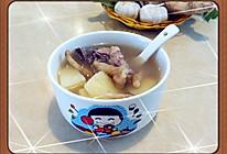 淮山玉竹沙参排骨汤的做法