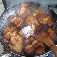 香干回锅肉的做法图解8