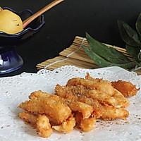 街头最流行的一款小吃——炸鸡柳的做法图解9