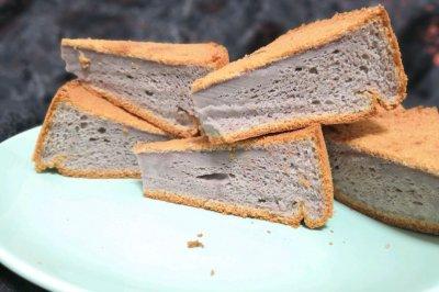 紫薯戚风8寸蛋糕