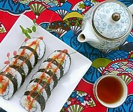减肥期间的寿司的做法