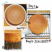 烘焙小白~6寸戚风蛋糕的做法图解18