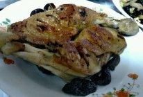 香菇煎鸡腿的做法