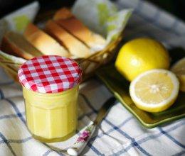 清新酸爽——自制柠檬凝乳(Lemon Curd)的做法