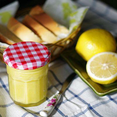 清新酸爽——自制柠檬凝乳(Lemon Curd)