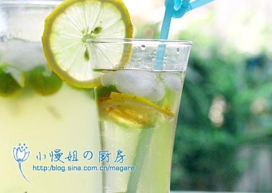柠檬金桔饮