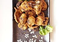 停不了的馋嘴菜肴:炸香菇的做法