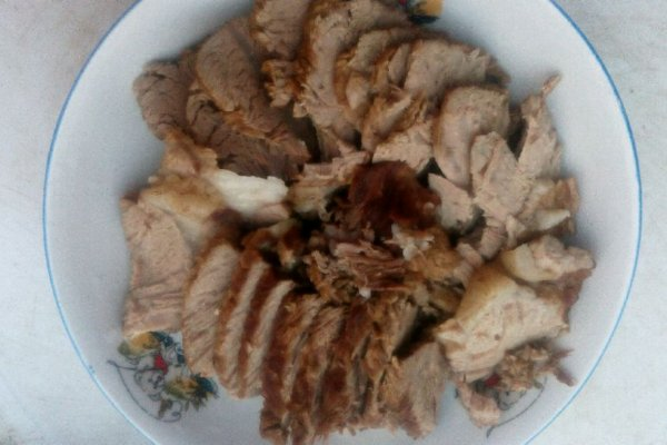 五香驴肉的做法