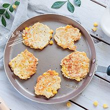 鸡肉燕麦饼——宝宝点心系列