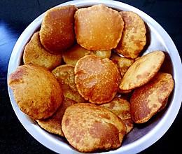 黄金炸油饼的做法