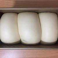 超松软的奶油吐司(70%波兰种)的做法图解9