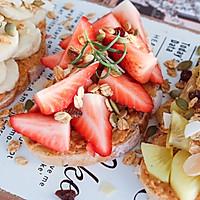 開放式水果三明治的做法圖解7