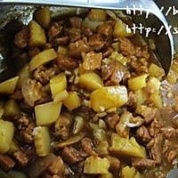 咖喱猪肉饭的做法图解6