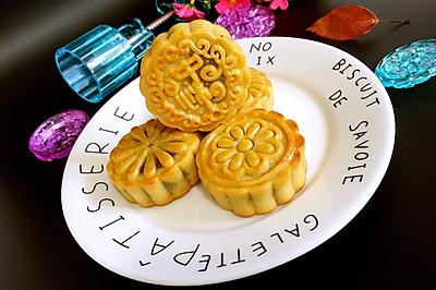 预拌粉广式月饼