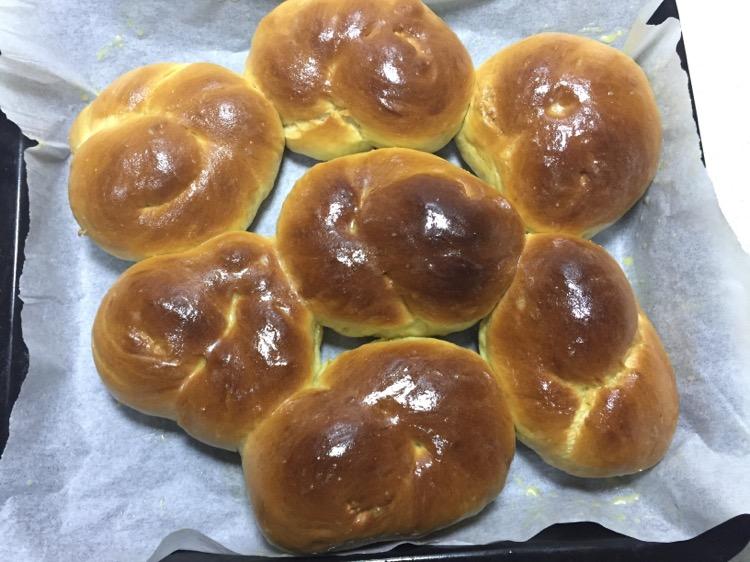 老式面包(面包机 烤箱)的做法图解5