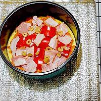 【生酮饮食·真酮】纯鸡蛋披萨,你吃过吗?(减肥食谱)的做法图解17