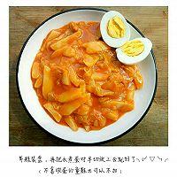 韩式辣炒年糕的做法图解8