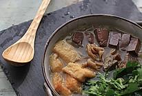 大喜大牛肉粉试用之一【老鸭粉丝汤】的做法