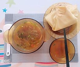 暖胃姜丝萝卜汤的做法