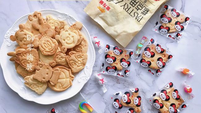 可可爱爱Disney动物王国曲奇饼干的做法