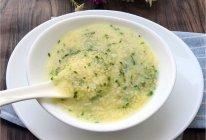 营养健康粥-苜蓿小米粥的做法
