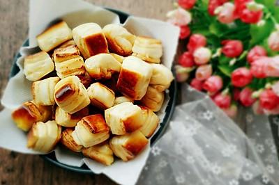 肉松小面包块