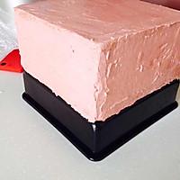 Tiffany礼物盒蛋糕的做法图解5