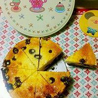 蓝莓芝士蛋糕 Blueberry Cheese Cake