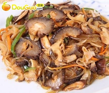 海鲜炒粉丝—亚运美食的做法