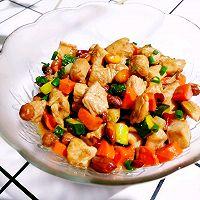 #餐桌上的春日限定#中式特色菜【宫保鸡丁】 | 元気汀的做法图解12
