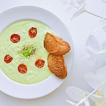 简单美味—毛豆浓汤