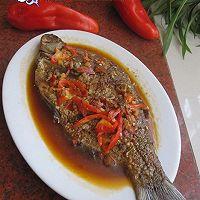 红油豆瓣武昌鱼