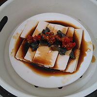 皮蛋豆腐的做法图解8
