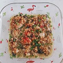 超便捷家庭版蒜蓉烤生蚝