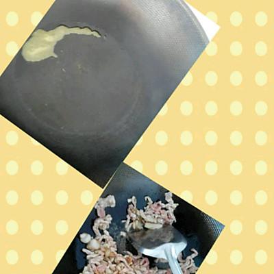 芹菜炒肉丝的做法 步骤2