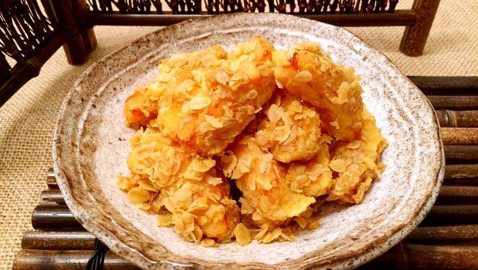 燕麦蛋黄焗南瓜