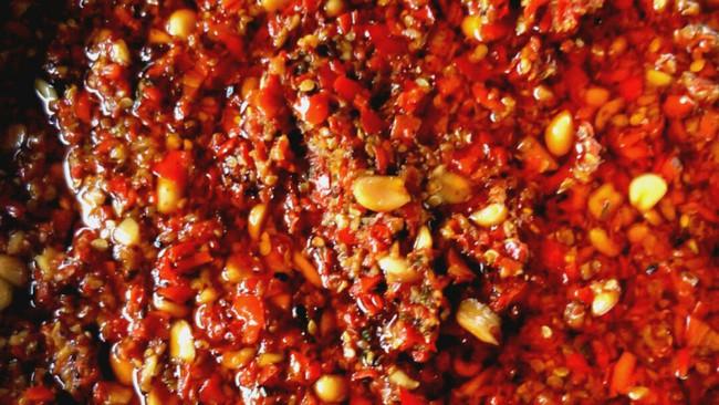 秘制辣椒酱的做法