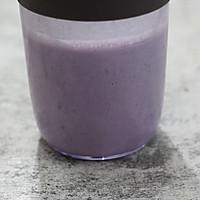 紫薯牛奶西米露的做法图解4