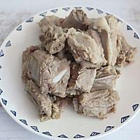 酱香排骨焖饭的做法图解3