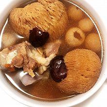 猴头菇骨头汤